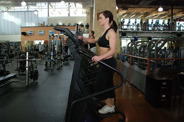 Photo of Stairmaster  exercise