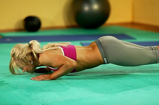 Photo of Pushups (Close and Wide Hand Positions)  exercise