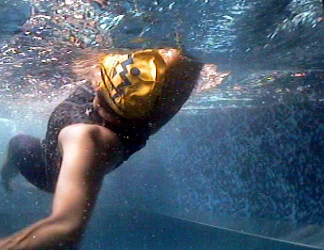 Упражнение Плавание на спине