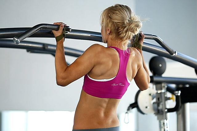 Photo of Chin-Up  exercise