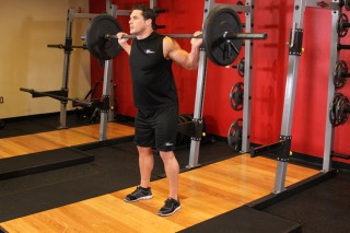 Barbell Full Squat