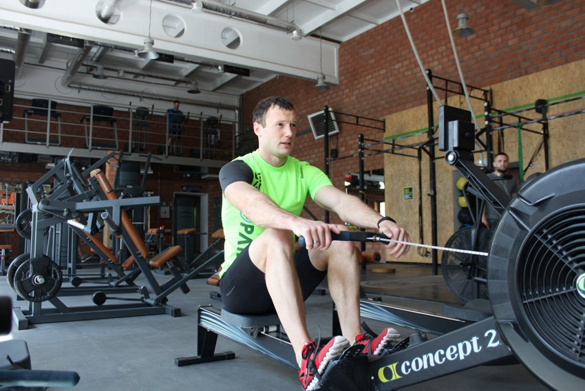 Exercise Rowing, Stationary