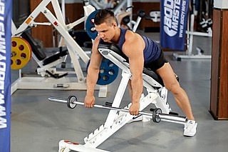 Incline Bench Pull
