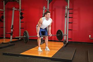 Reverse Grip Bent-Over Rows