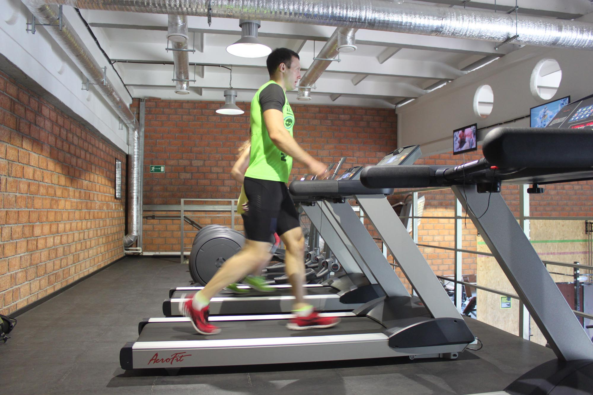 Exercise Walking, Treadmill
