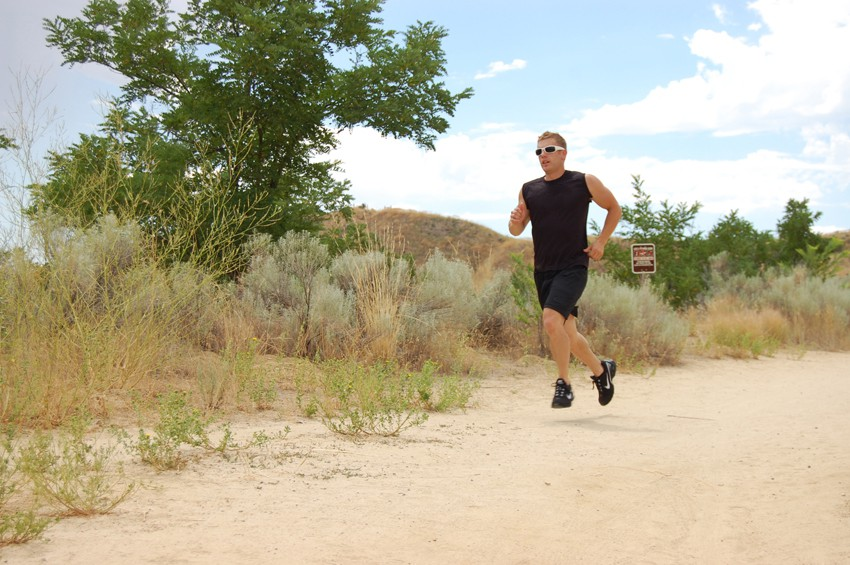 Exercise Trail Running/Walking
