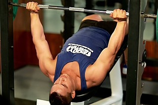 Decline Barbell Bench Press