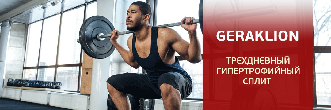 Mass Gain » Mass Gain for Men — Routine For Gym