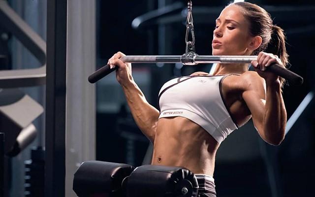 Fitox: идеальный мышечный рельеф для девушек