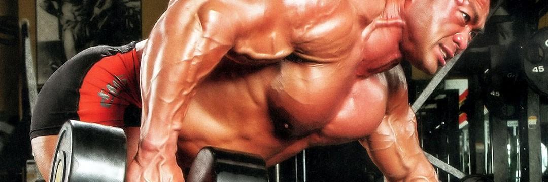 Набор мышечной массы » 6-тидневный сплит для наращивания мышечной массы