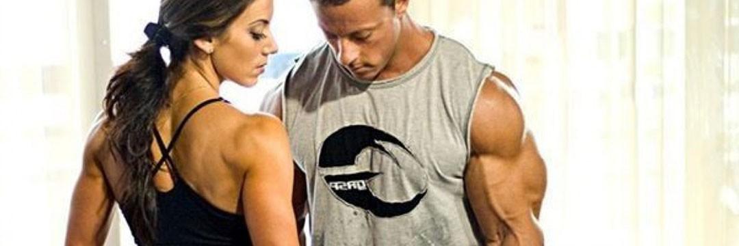 Жиросжигание, похудеть » Программа тренировок для сушки мышц