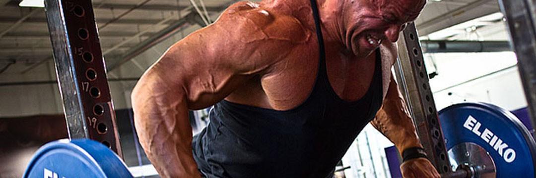 Набор мышечной массы » 4 дня в неделю: массонаборный сплит не для слабых