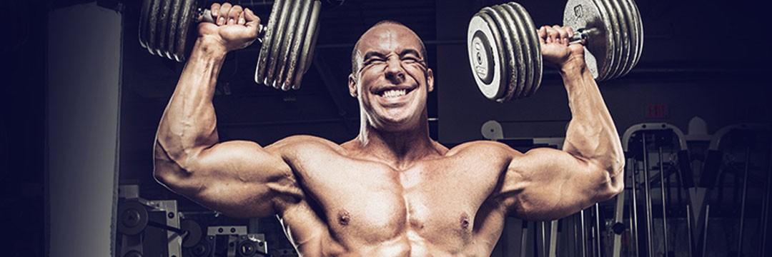 Жиросжигание, похудеть » Круговые тренировки на массу и рельеф