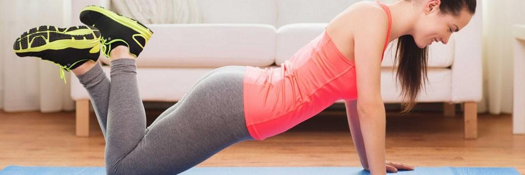 Жиросжигание, похудеть » Круговая тренировка в домашних условиях с собственным весом