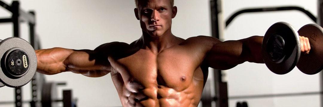 Набор мышечной массы » Облегченная программа на массу