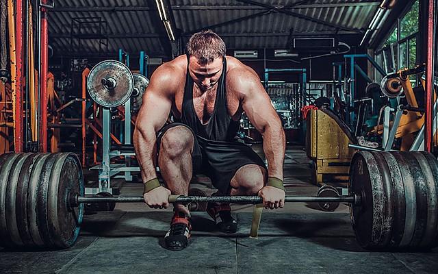 Набор мышечной массы на основе 5 принципов