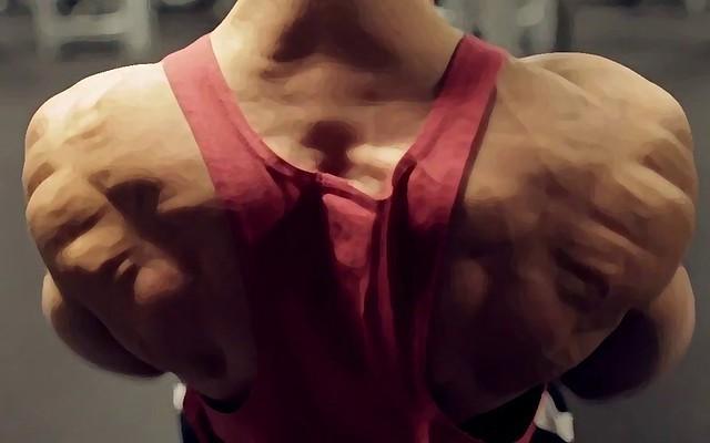 Плечи и Спина (масса + сила)