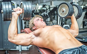 Total Split - Strength and Hypertrophy, upper / lower